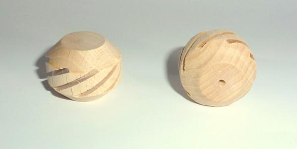 Pyramidenkopf klein - mit 8 Schlitze á 1.6mm