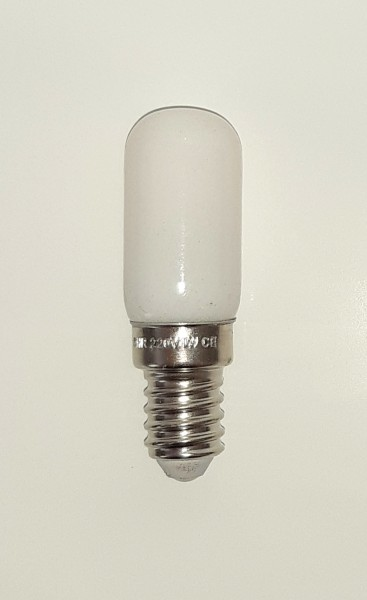 Filament-LED Röhrenlampe, Fassung E14, 230 Volt, 1W