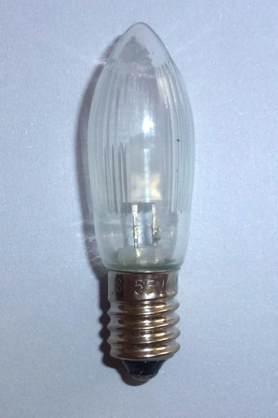LED-Spitzkerze - 8-34 Volt