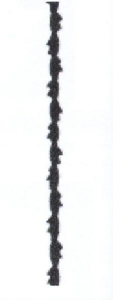 Laubsägeblatt Zarsa81