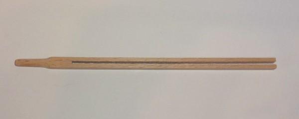 Flügelgabel / Flügelhalter für Bohrung 6mm