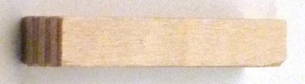 Distanzholz aus Birkesperrholz