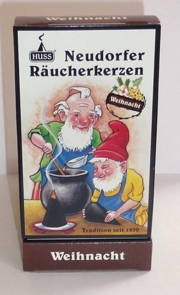 Neudorfer Räucherkerzen - Weihnachtsduft