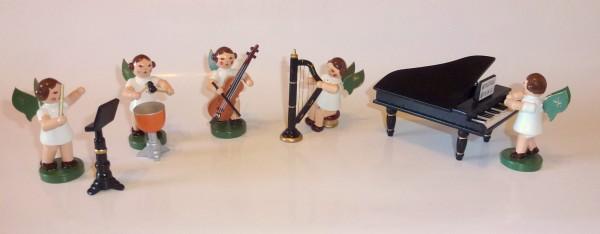 Engelorchester 5-teilig