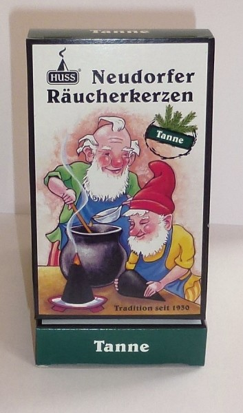 Neudorfer Räucherkerzen - Tannenduft