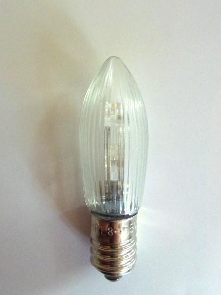 LED-Spitzkerze - 2 Leuchtpunkte