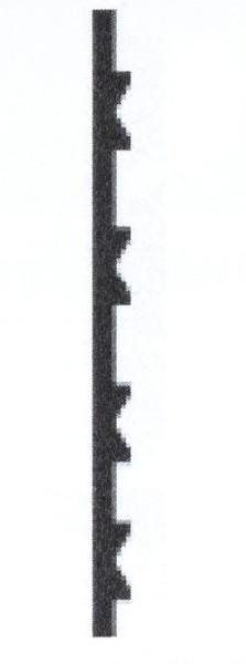 Laubsägeblatt Elfe58