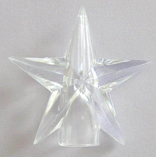 Aufsteckstern für Minilichterkette - Beutel 20 Stück