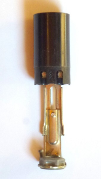 Fassung E14 höhenverstellbar