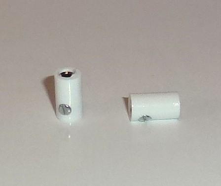 kleine 1-fach Kupplung für Stift 2,6mm